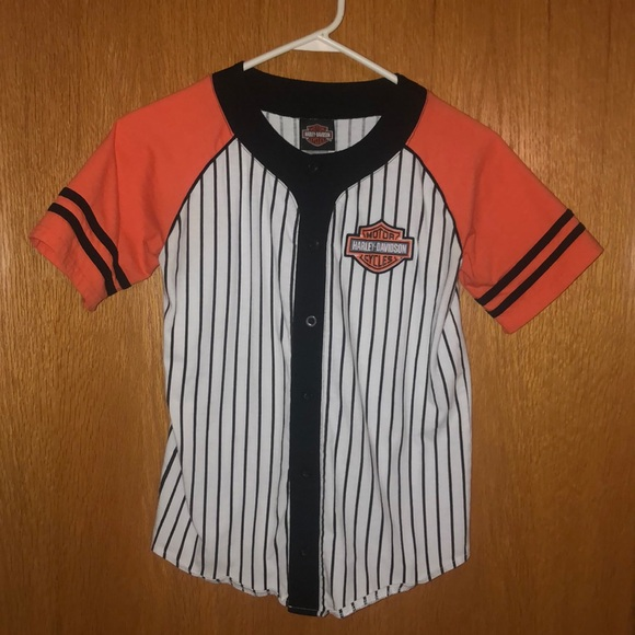 103e83ef9 Harley-Davidson Shirts & Tops | Boys Harley Davidson Button Down ...